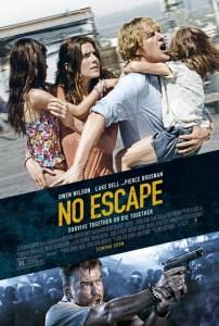 No Escape | Repulsive Reviews | Horror Movies