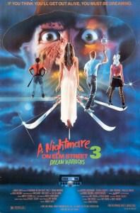 A Nightmare on Elm Street 3   Repulsive Reviews   Horror Movies