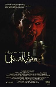 The Unnamable | Repulsive Reviews | Horror Movies