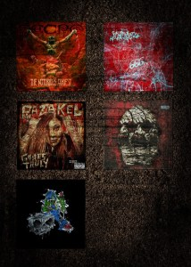 Five Horrorcore Albums of 2018