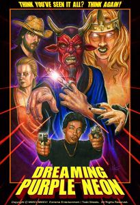 Dreaming Purple Neon | Repulsive Reviews | Horror Movies