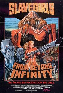 Slave Girls from Beyond Infinity movie review