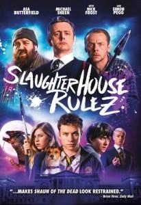 Slaughterhouse Rulez movie review