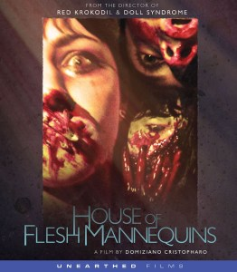 House of Flesh Mannequins poster