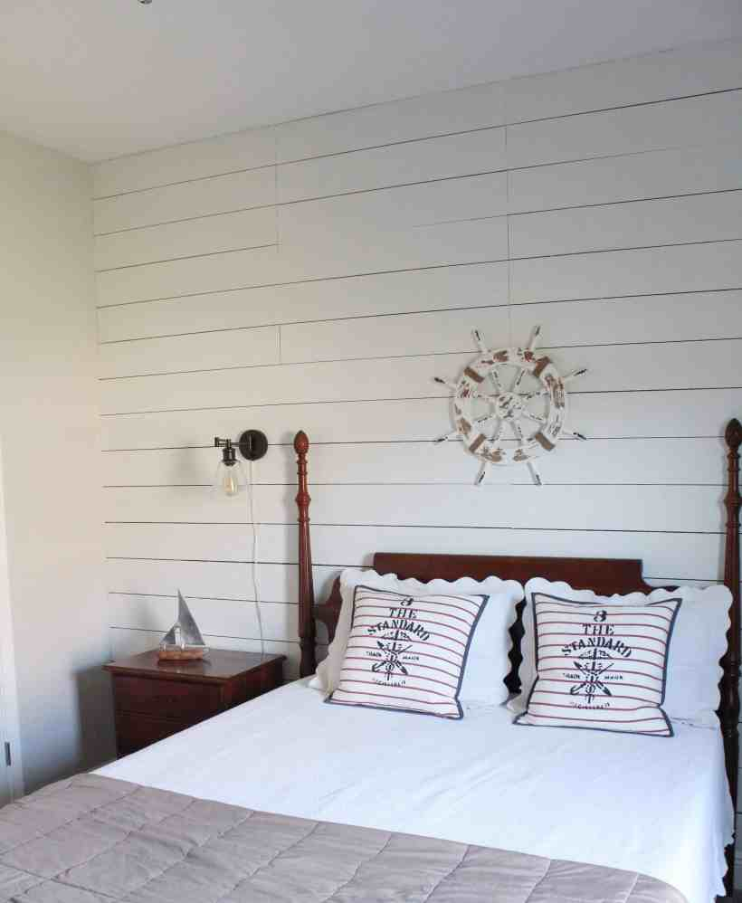 Shiplap with no power tools