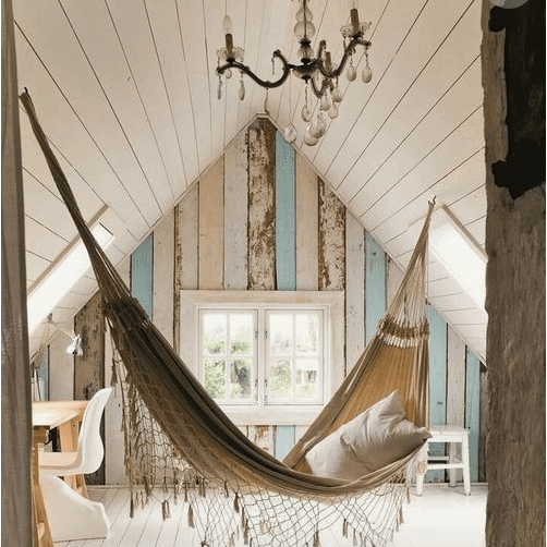 Converting an attic space