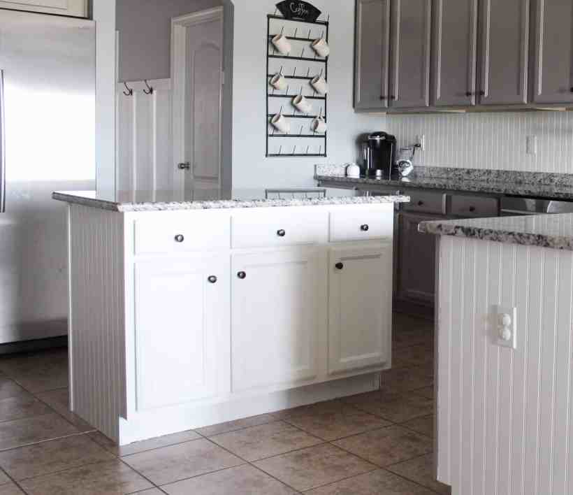 Can You Repaint Kitchen Cabinets: A Year In Review Of How I Painted My Laminate Cabinets