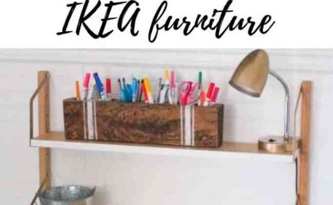 Can You Paint Ikea Furniture