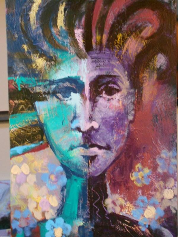 Painting Purposeful Painter