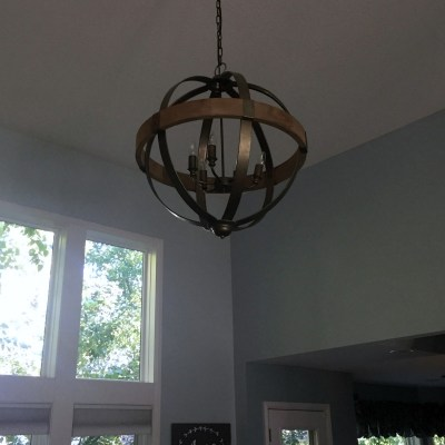 Industrial and Farmhouse Light Fixtures