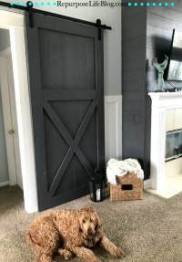 How to Make Your Own Sliding Barn Door