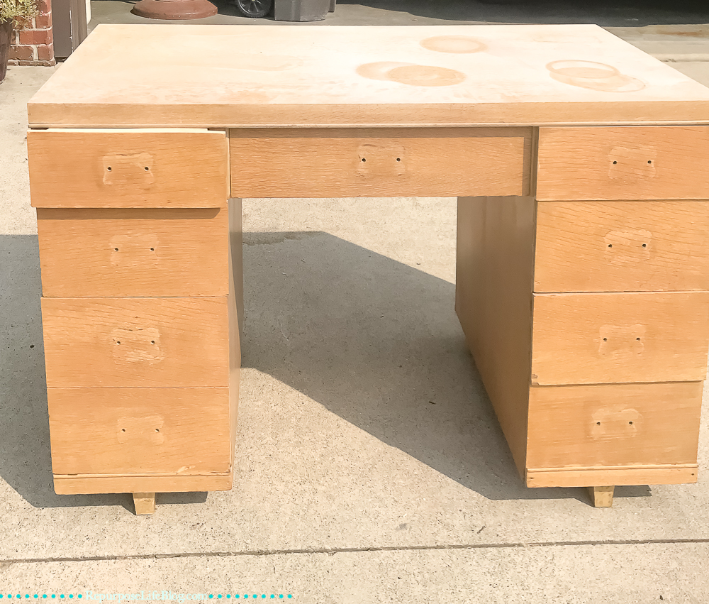 how to restore old musty cigarette smelling furniture