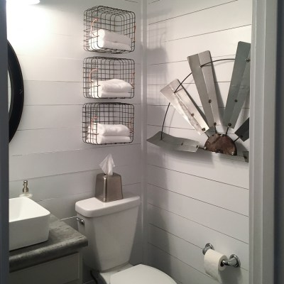 How to Achieve the Shiplap Look