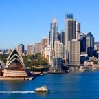 Сидней — город с самой высокой репутацией в мире