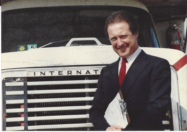 Patrick Carr, Owner, Reputation Movers, 1988