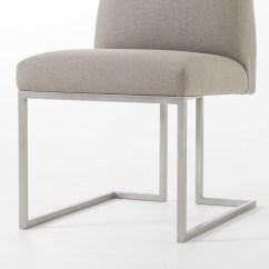 Macy Stool Chair Grey Wheel Cushion Paxton Dining Side Shadow Chairs Resource Decor