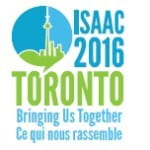 Logo for ISAAC 2016 conference