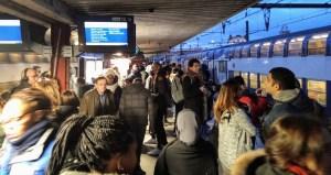 Le lundi noir des usagers sur la ligne RER D Sud