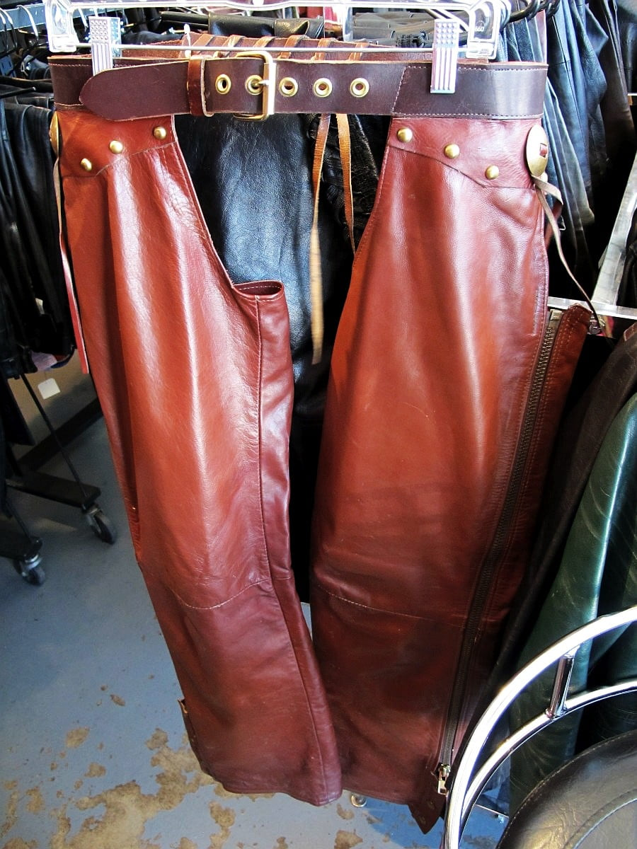 Brown leather is classic and beautiful…