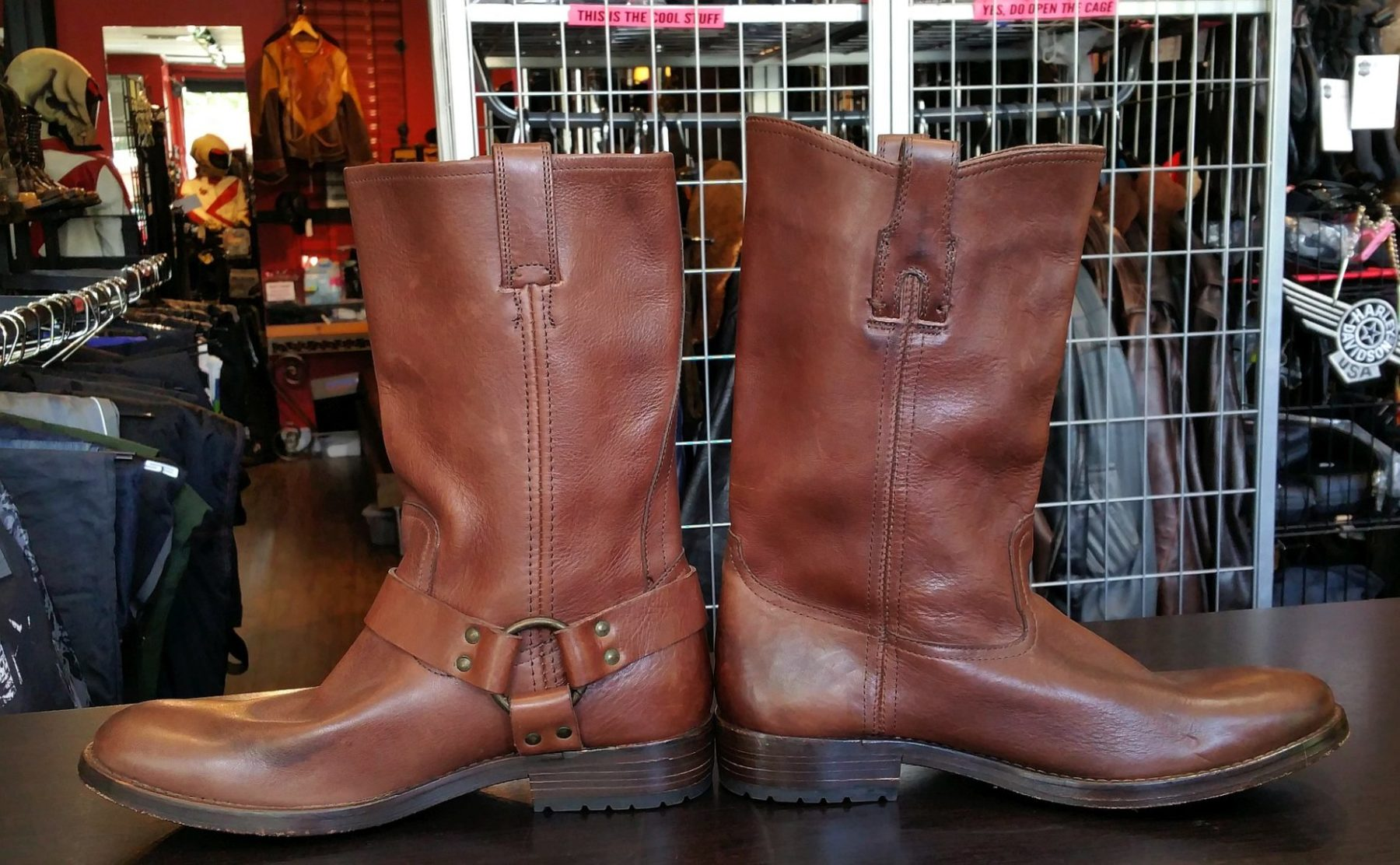 Frye Boots that are Star-Crossed Lovers