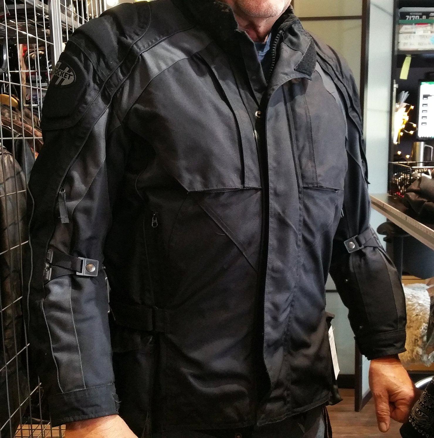 Fight winter butt-chill in this Joe Rocket jacket