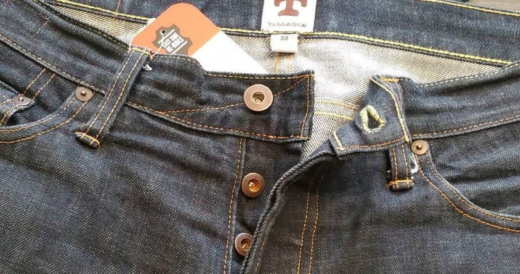 It would be Selvedge of us to keep these Jeans to ourselves, Denim it!