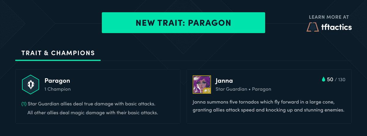 TFT Paragon