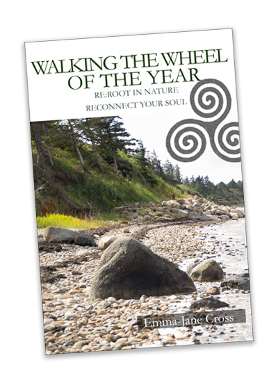 Walking the Wheel of the Year by Emma-Jane Cross
