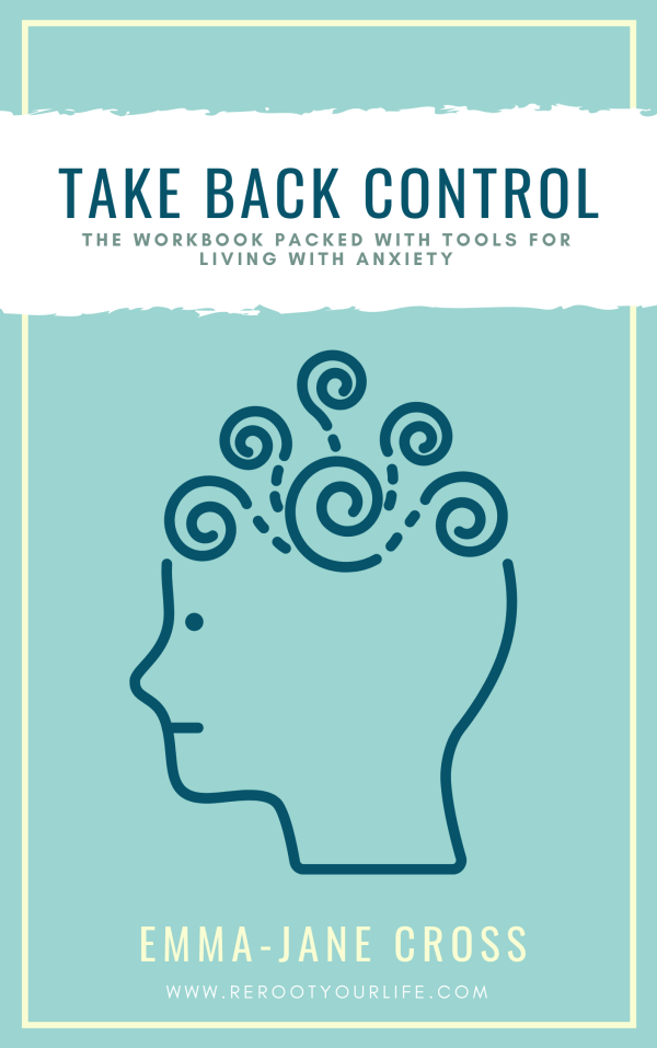 Take Back Control - tools for living with anxiety