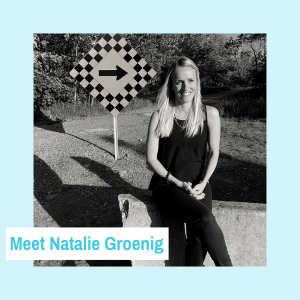 Meet the team at ReRouting Natalie Groenig- Founder