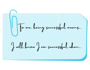 What is success postcard - Blog Post 3 Secrets to Help You Discover Your Career Path and Find Your Life's Purpose