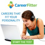 CareerFitter Image Career Testing Service Recommendation