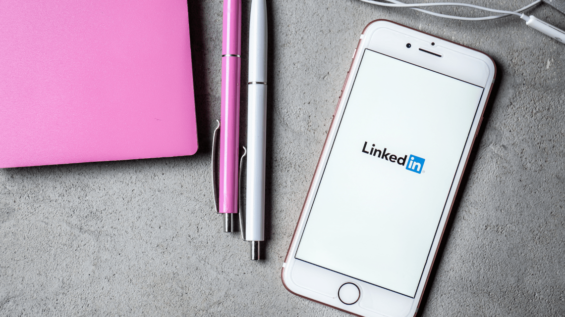 How To Optimize and Enhance Your LinkedIn Profile Blog Post Banner Image