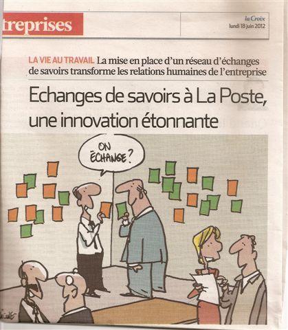 Article de La Croix du 18 juin 2012