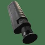 Microscopio ottico 400x per ispezione connettori