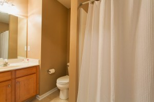 Full Bath for Third Bedroom