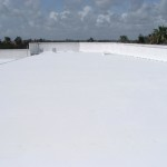Example Of Liquid Applied Roof