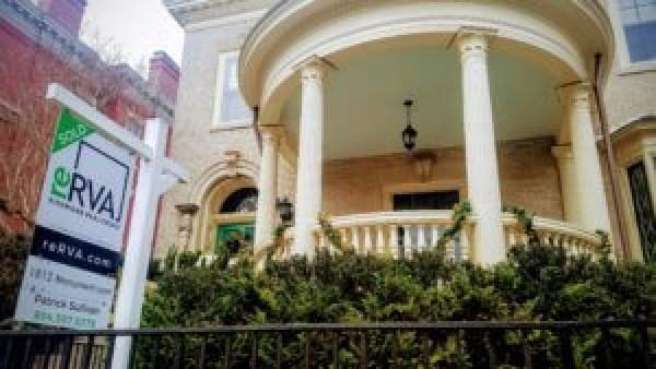 reRVA Real Estate Sold Home 1812 Monument Avenue Richmond VA