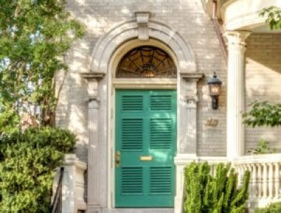 1812 Monument Front Entry Door