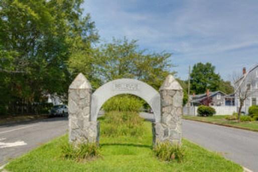 bellevue arch