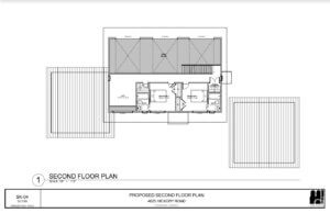 4025 Hickory Second Floor Plan