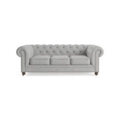 Cloud Track Arm Leather Two Seat Cushion Sofa How To Fix Sagging Springs Sofas Shop Online For Sydney Melbourne Brisbane Brosa Bed Frames Camden 3 5seater Grey 1