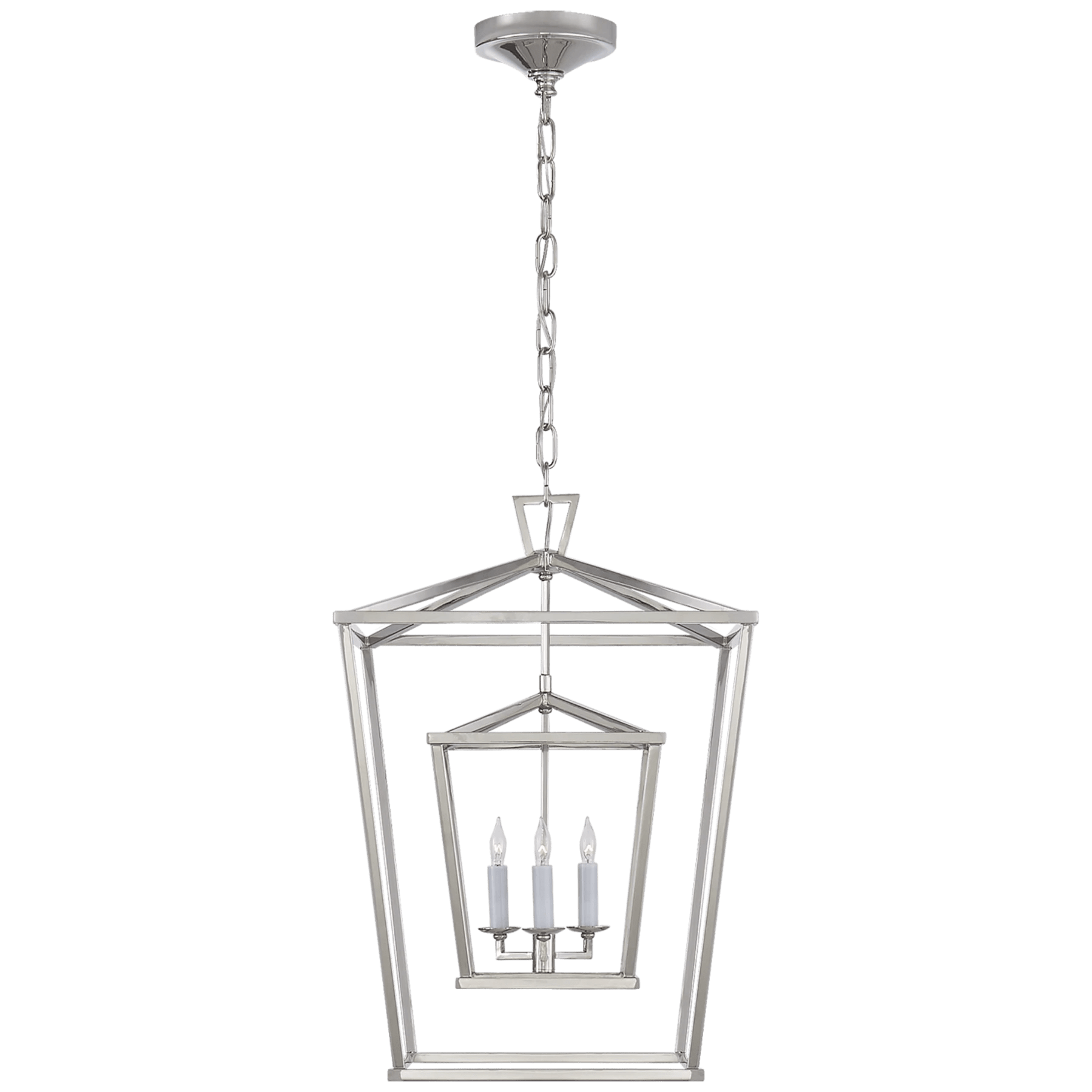 Darlana Medium Double Cage Lantern