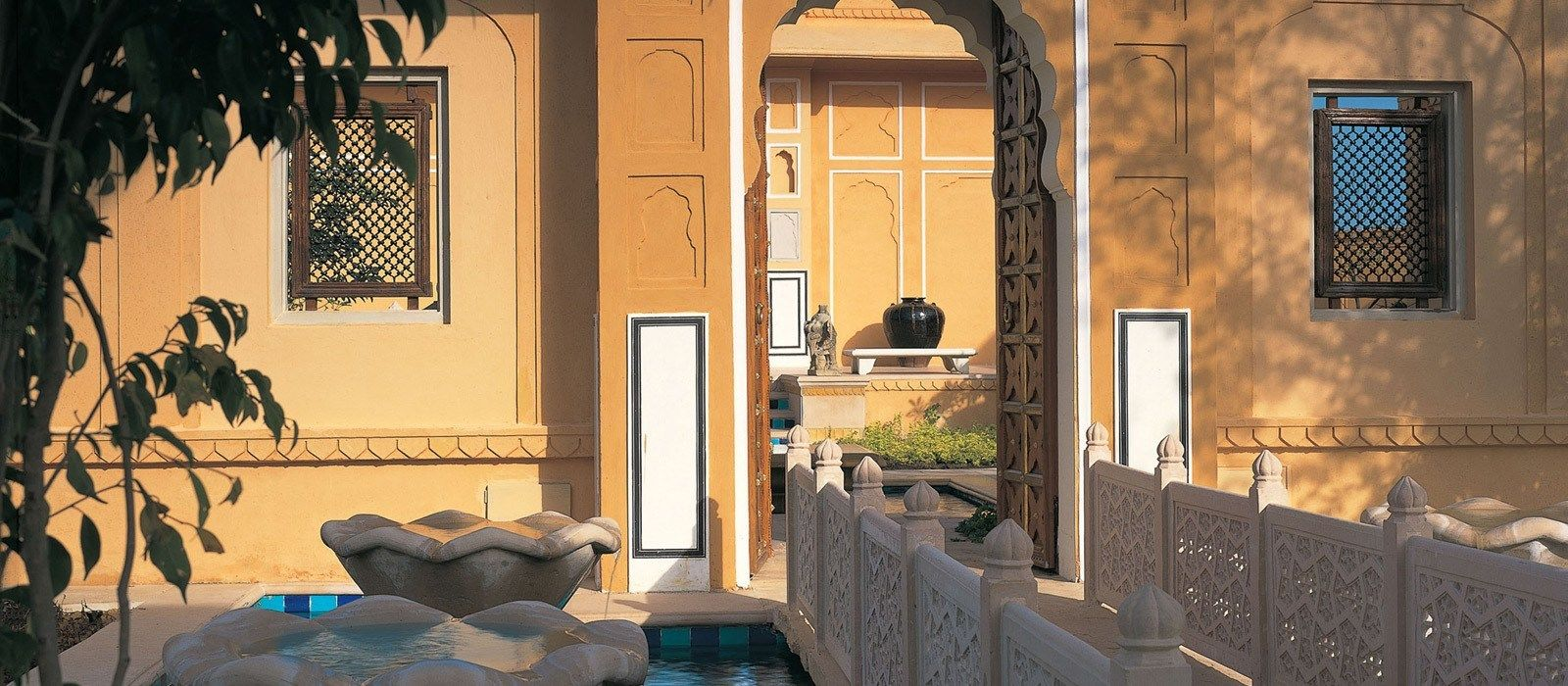 The Oberoi Rajvilas Hotel In North India Enchanting Travels