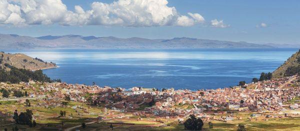 bolivia landscapes & culture