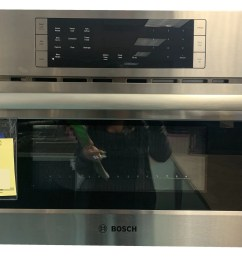 benchmark 30 stainless steel built in microwave convection speed oven [ 2500 x 1636 Pixel ]