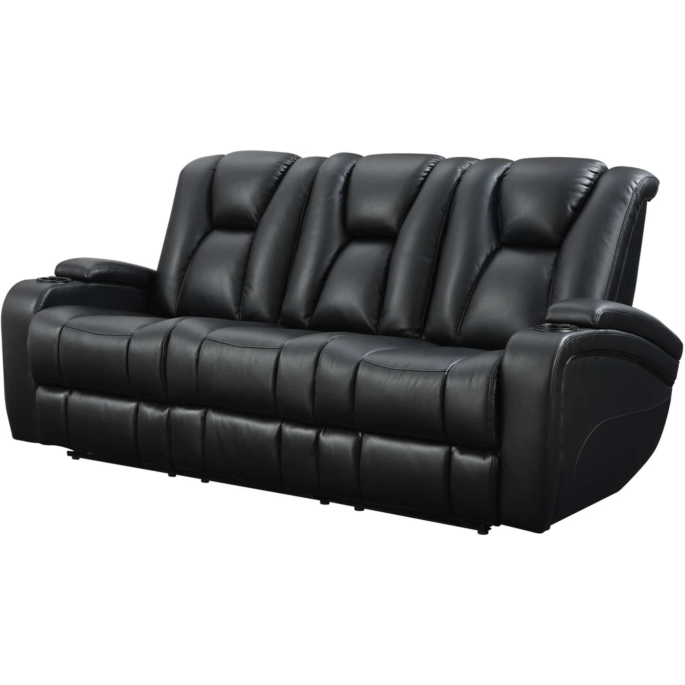 coaster futon sofa bed with removable armrests review vibe magazine delange black reclining power adjustable