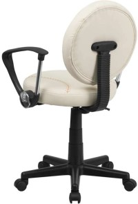 Flash Furniture Baseball Task Chair with Arms & Reviews ...