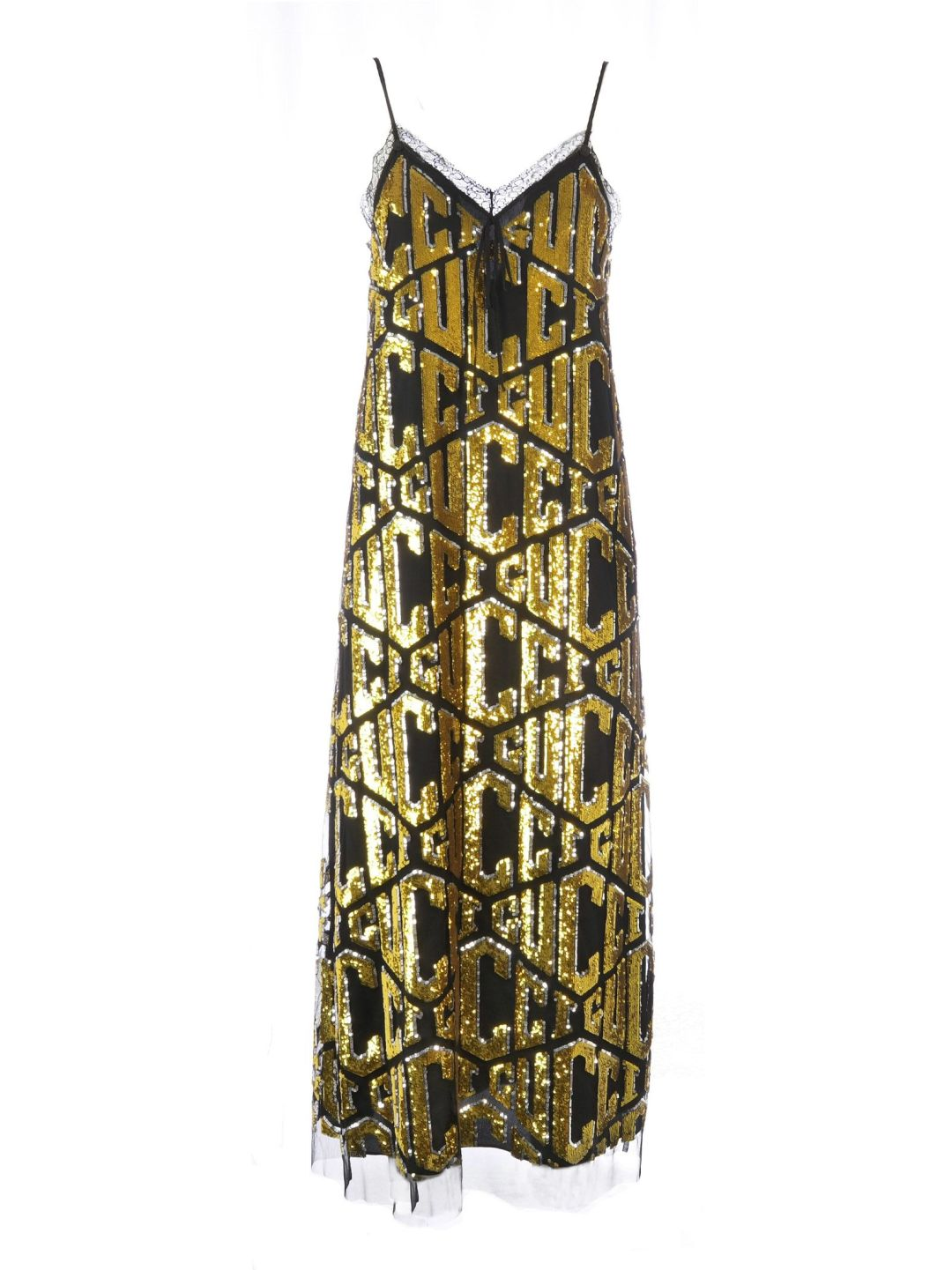 5f0397abe Gucci Game Sequins Slip Dress – Italist.com US – $4,919.49