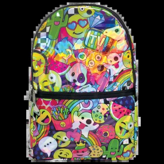 Metallic Sequin Backpack